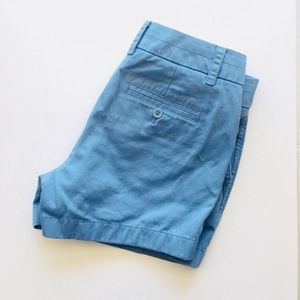 J.Crew Chino Shorts, Sz 6